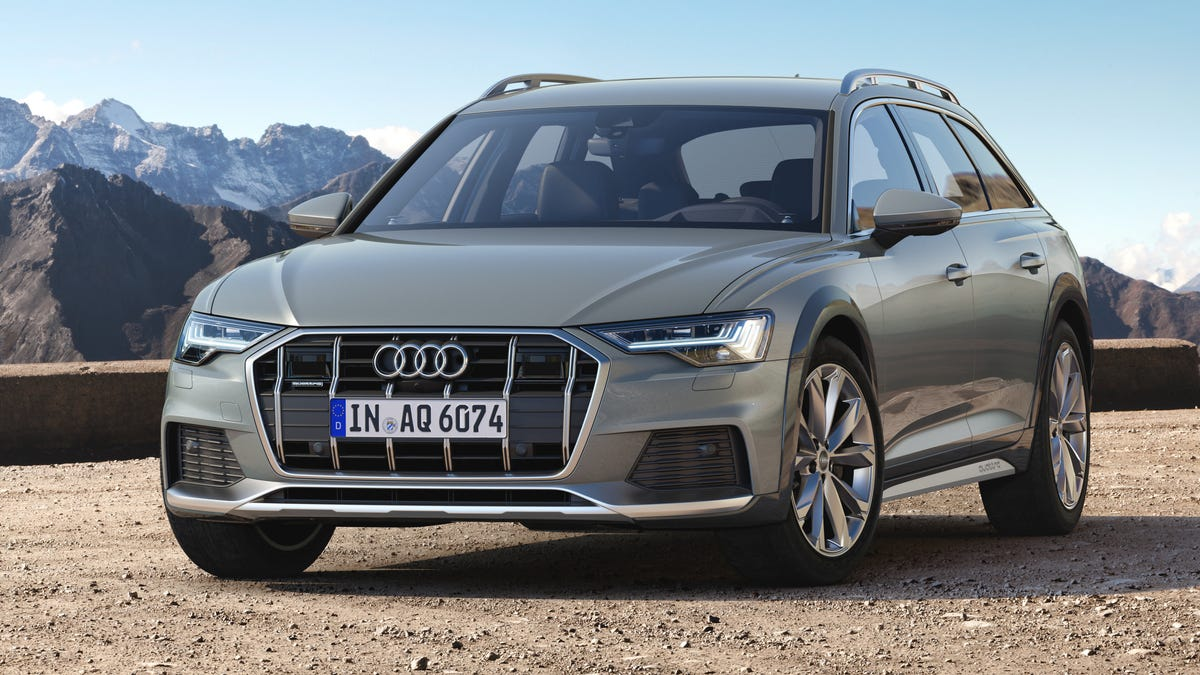 The Audi A6 Allroad Is Coming Back To America