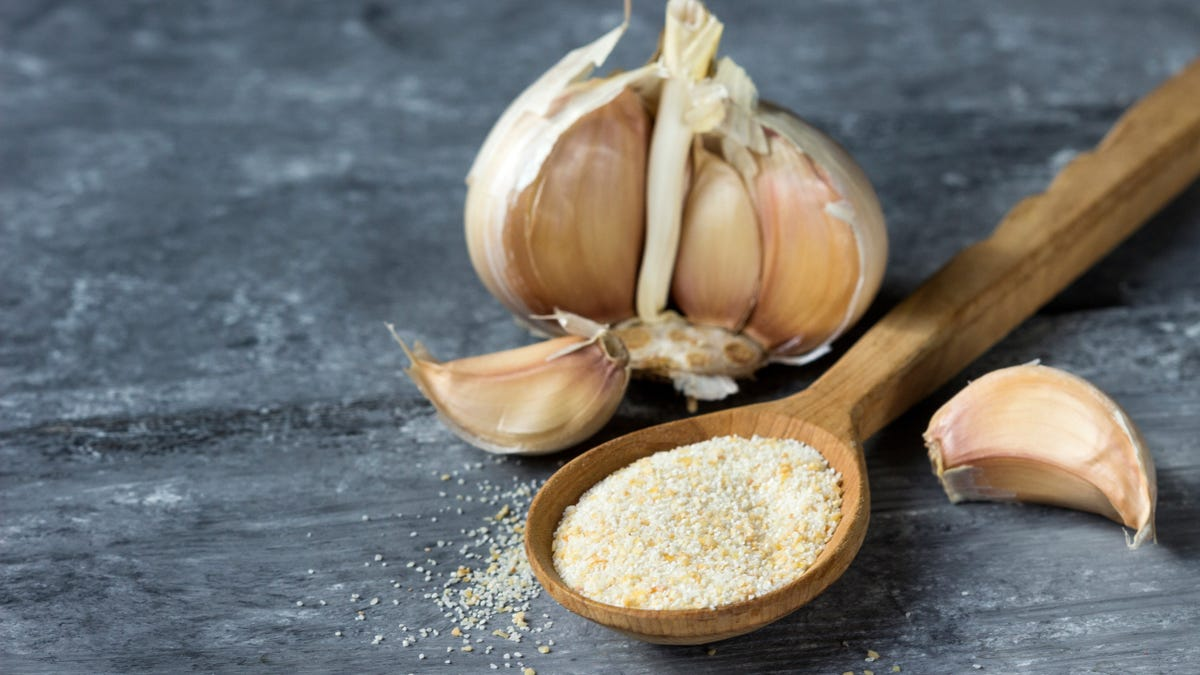 You Need Powdered Garlic in Your Marinades and Dressings