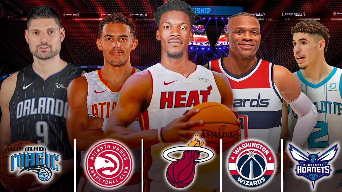 Deadspin's 2020-21 NBA Preview — The Southeast: The heat is on, but not for every team