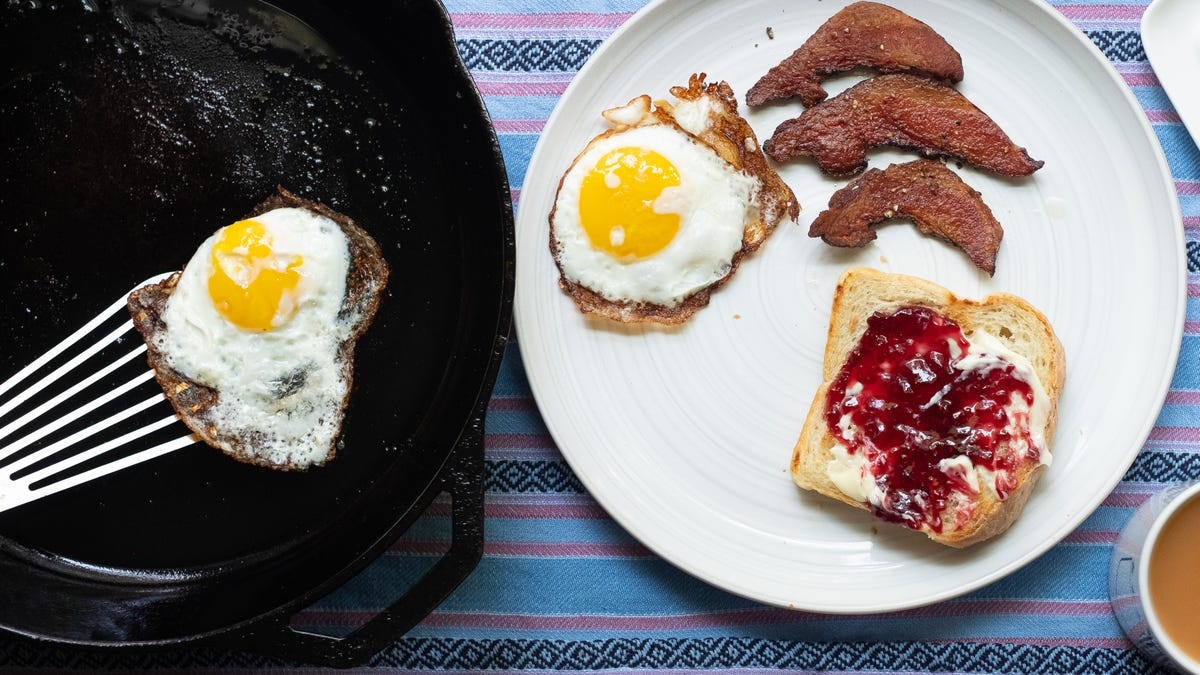 Why You Should Season Your Cast Iron the 'Wrong' Way