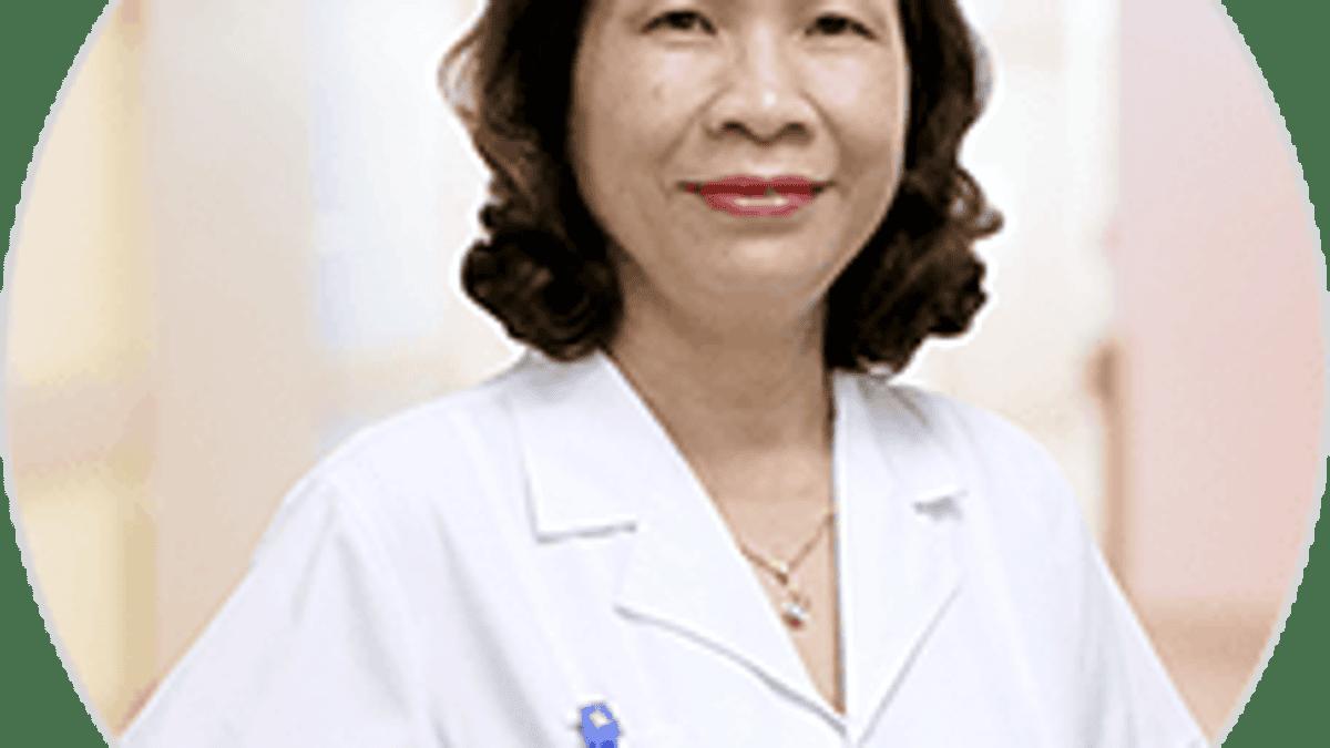 Bác Sĩ Trần Thúy Vân