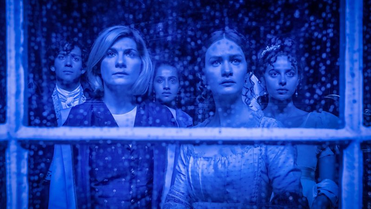 Doctor Who Returns to Chilling Form, With Help From a Ghost of Futures Past