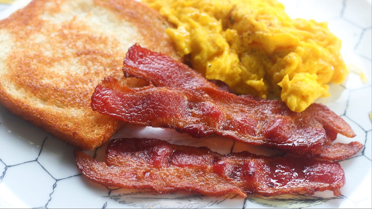 Bacon Is the Key to This One-Pan Breakfast