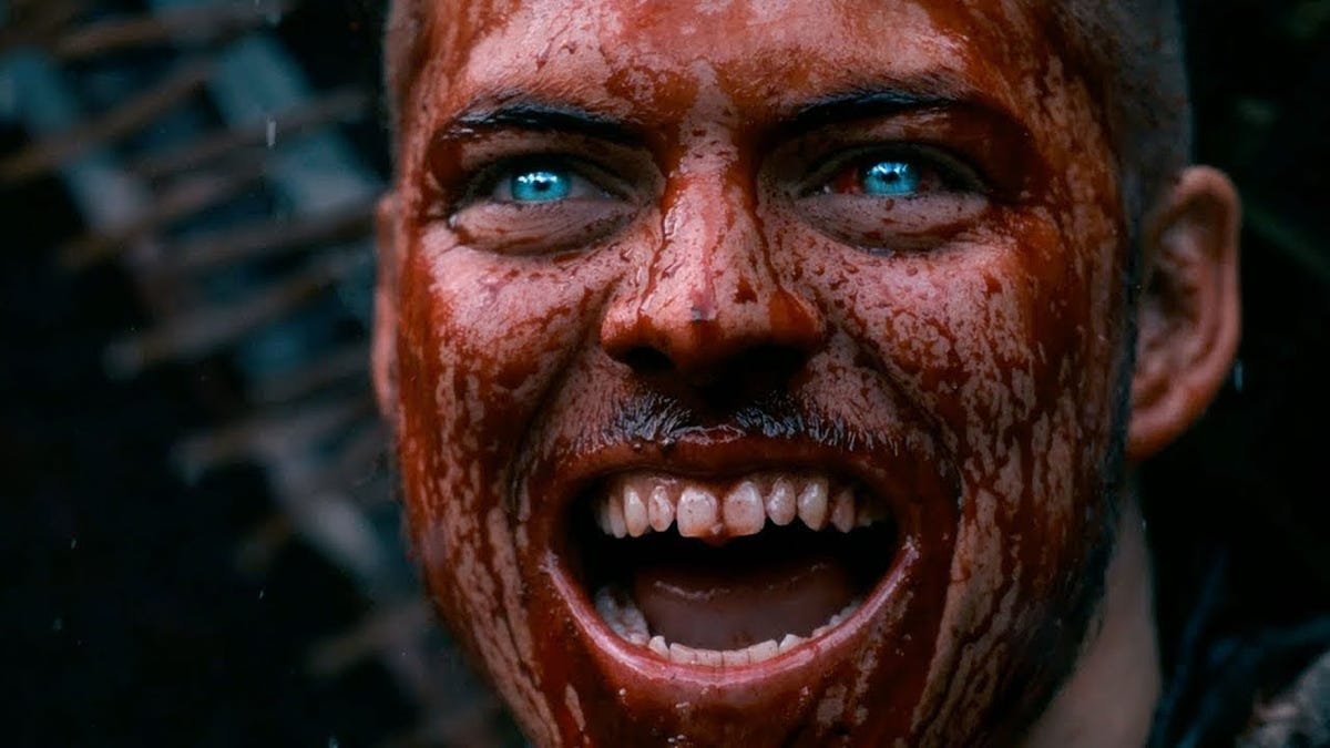 Aguila En La Espalda este método de tortura vikinga era tan salvaje que muchos