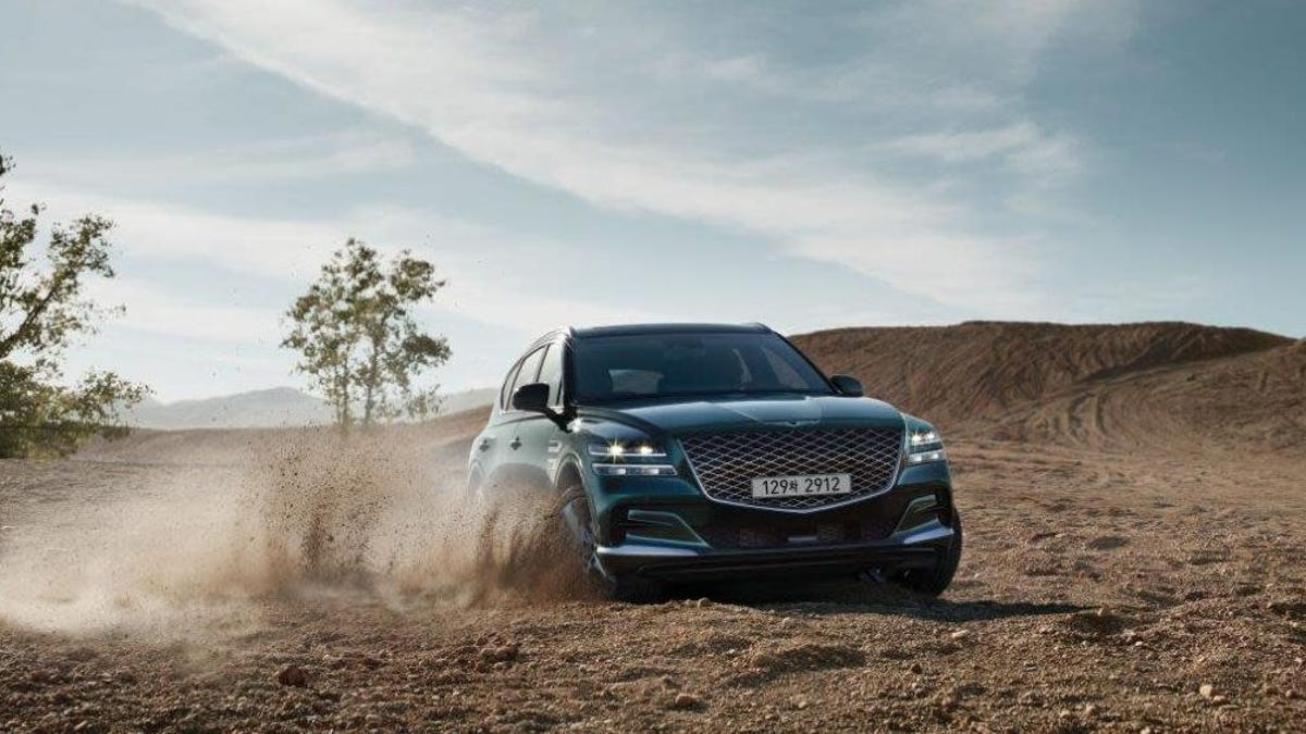 The 2020 Genesis GV80 Is A Valiant First Effort