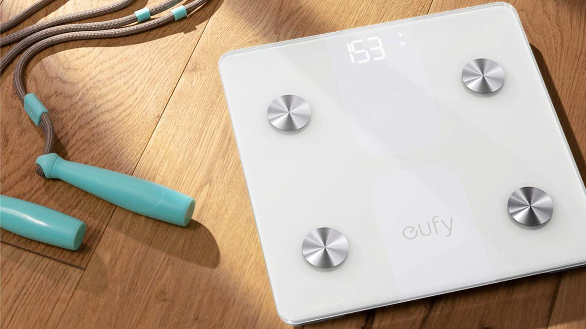 photo of Step on a Eufy C1 Smart Scale for $17 image