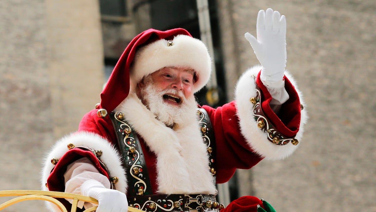 Santa Meet and Greets Are Going Virtual