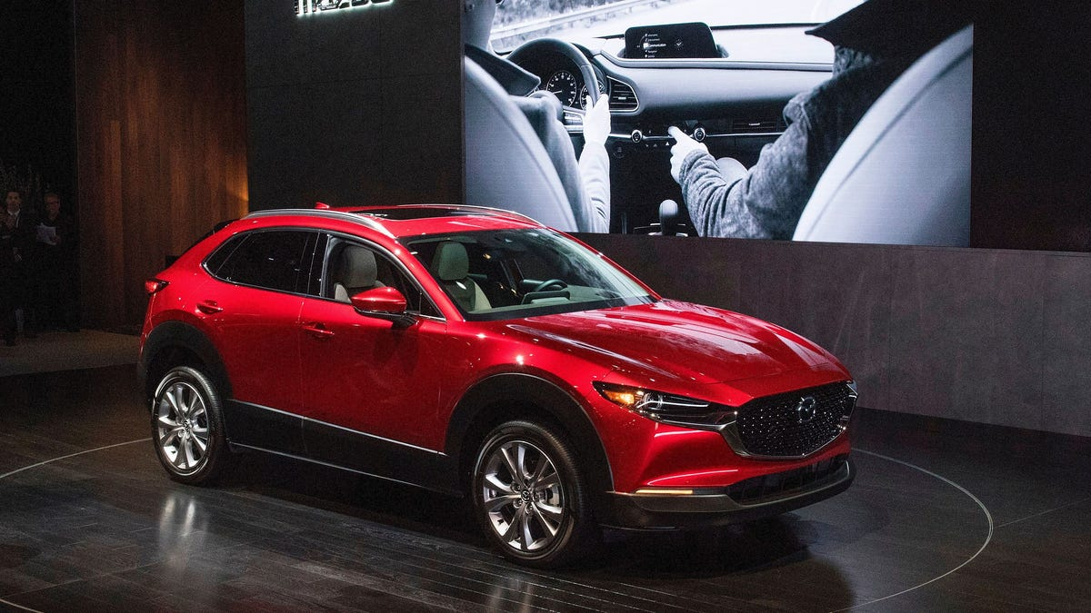 photo of Mazda Tops The Charts In Automaker Quality image