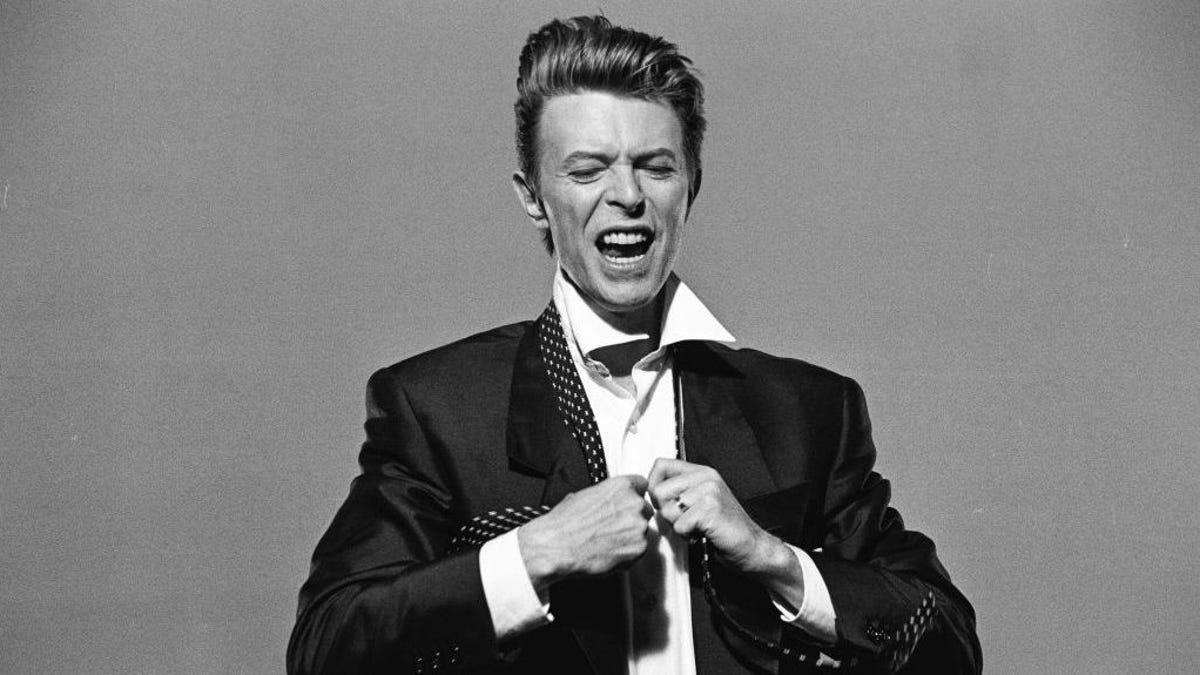 David Bowie: Rock legend, croque monsieur devotee