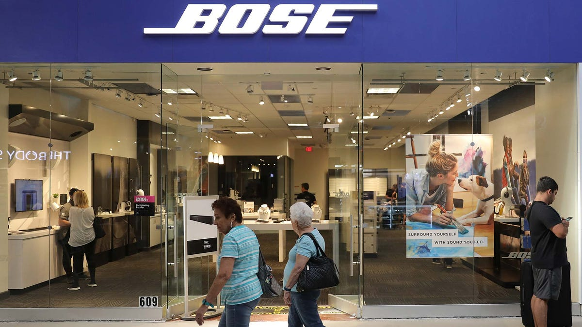 Say Goodbye to Every Bose Store in the U.S.