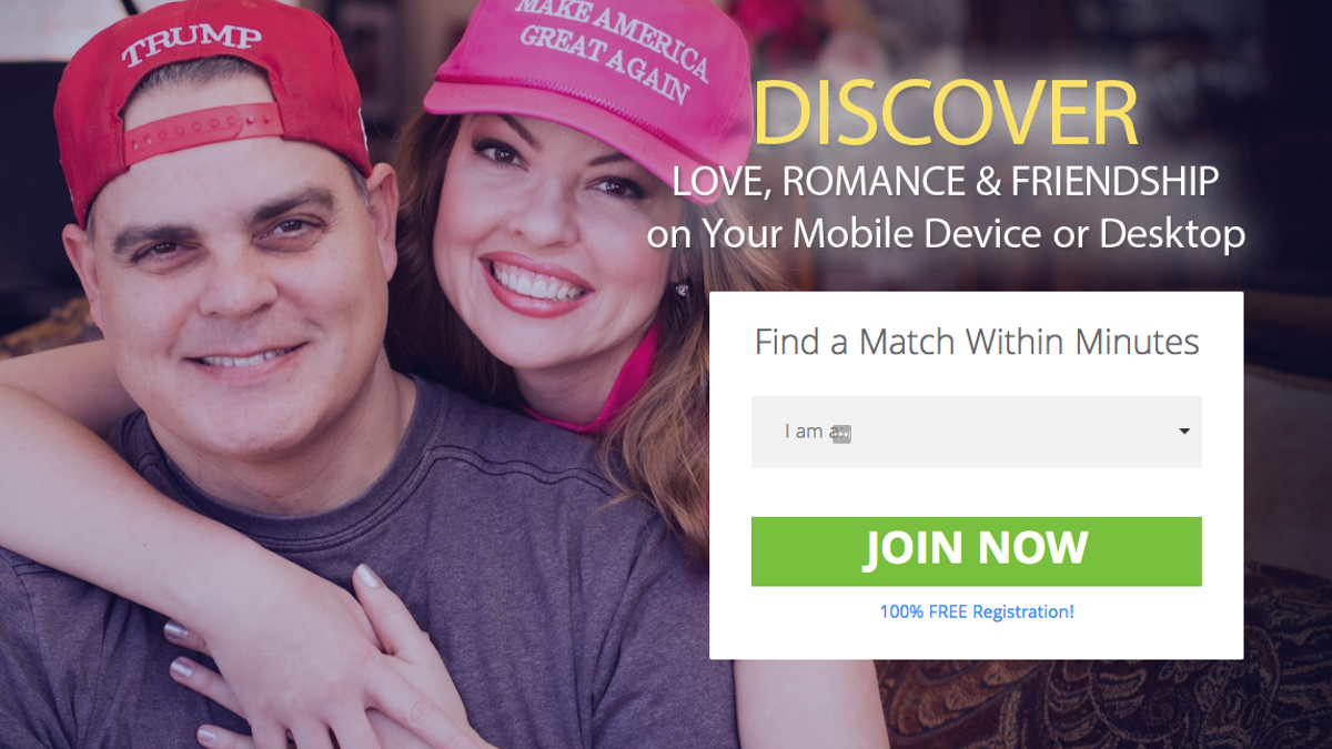 Example of a first online dating email