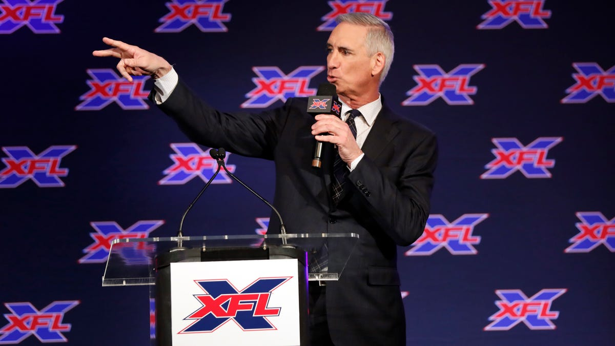 The XFL Is Remembering Guys At An Alarming Rate