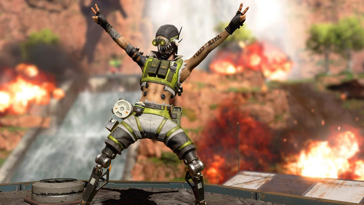 The Week In Games: Apex Legends Drops On Switch