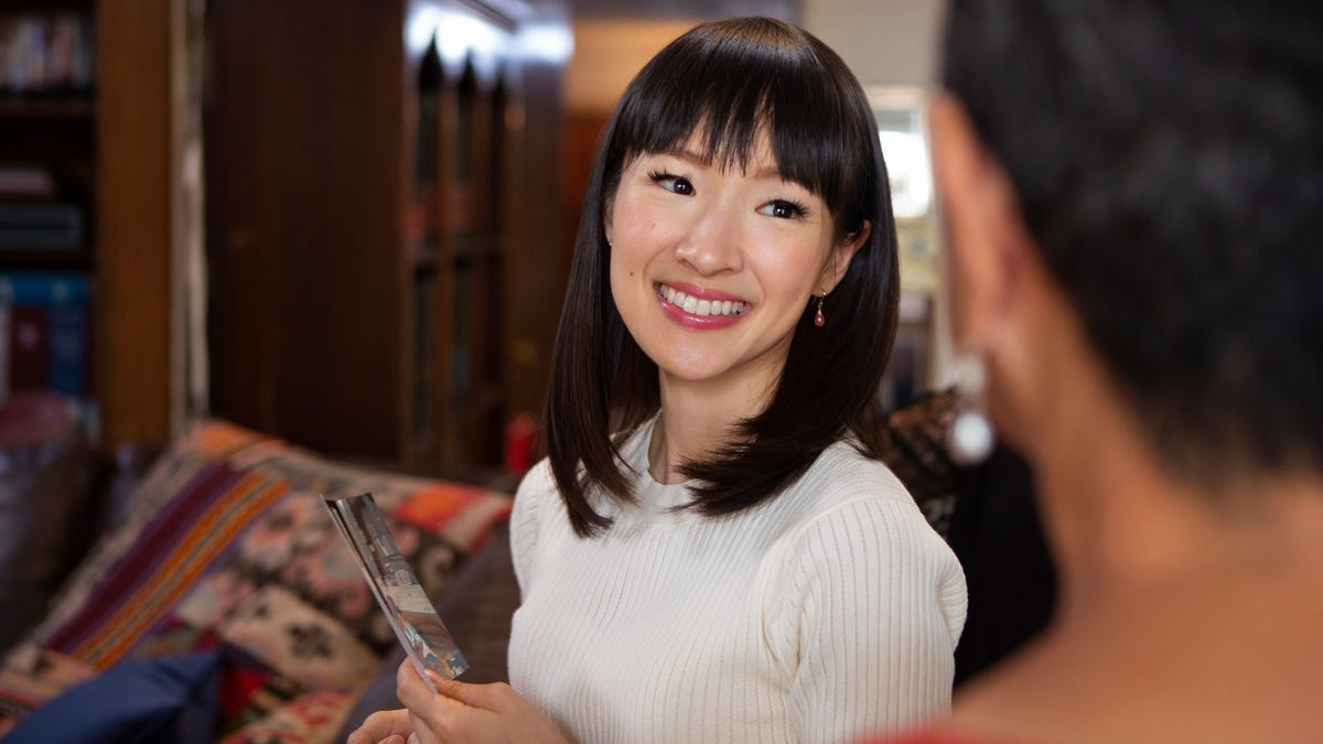 Marie Kondo betrays her whole premise by launching e-commerce store full of useless junk