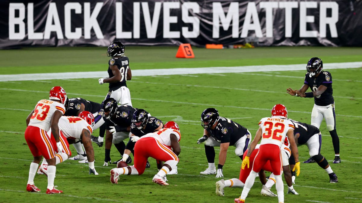 The NFL's Black Lives Matter Push Was BS. Majority of NFL PAC Donations Went to Republicans