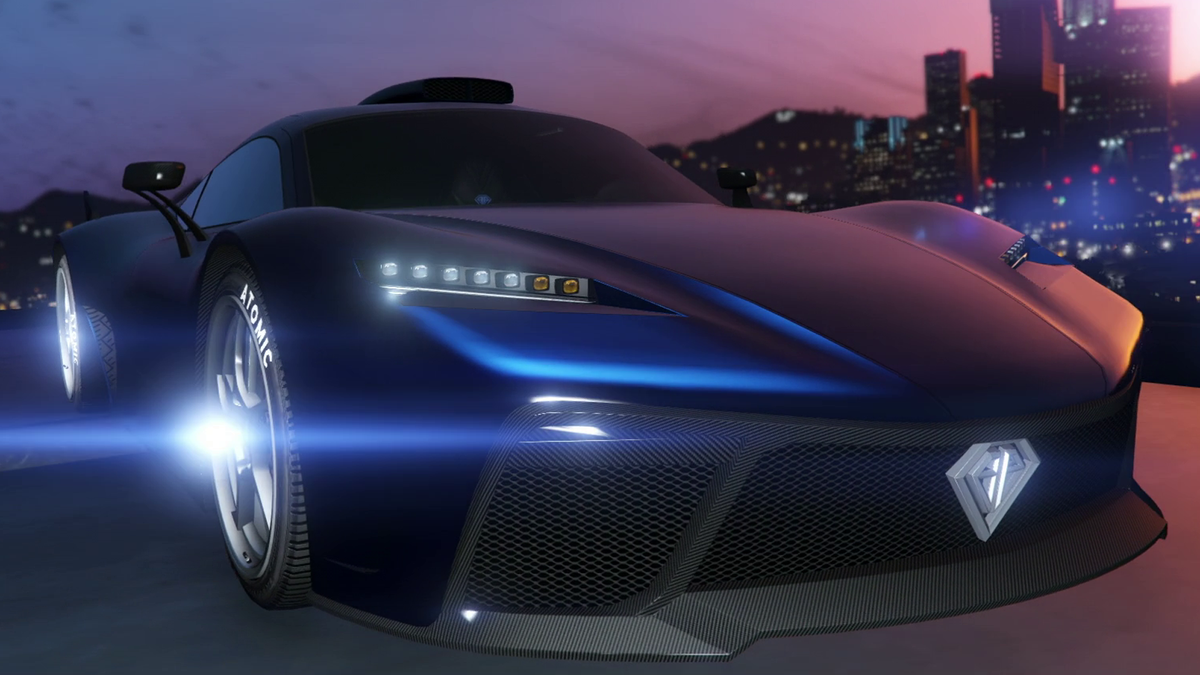 Other Things You Could Buy With The 2 875 Million It Costs To Get The Newest Gta Online Car