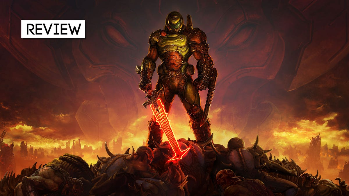 Doom Eternal: The Kotaku Review
