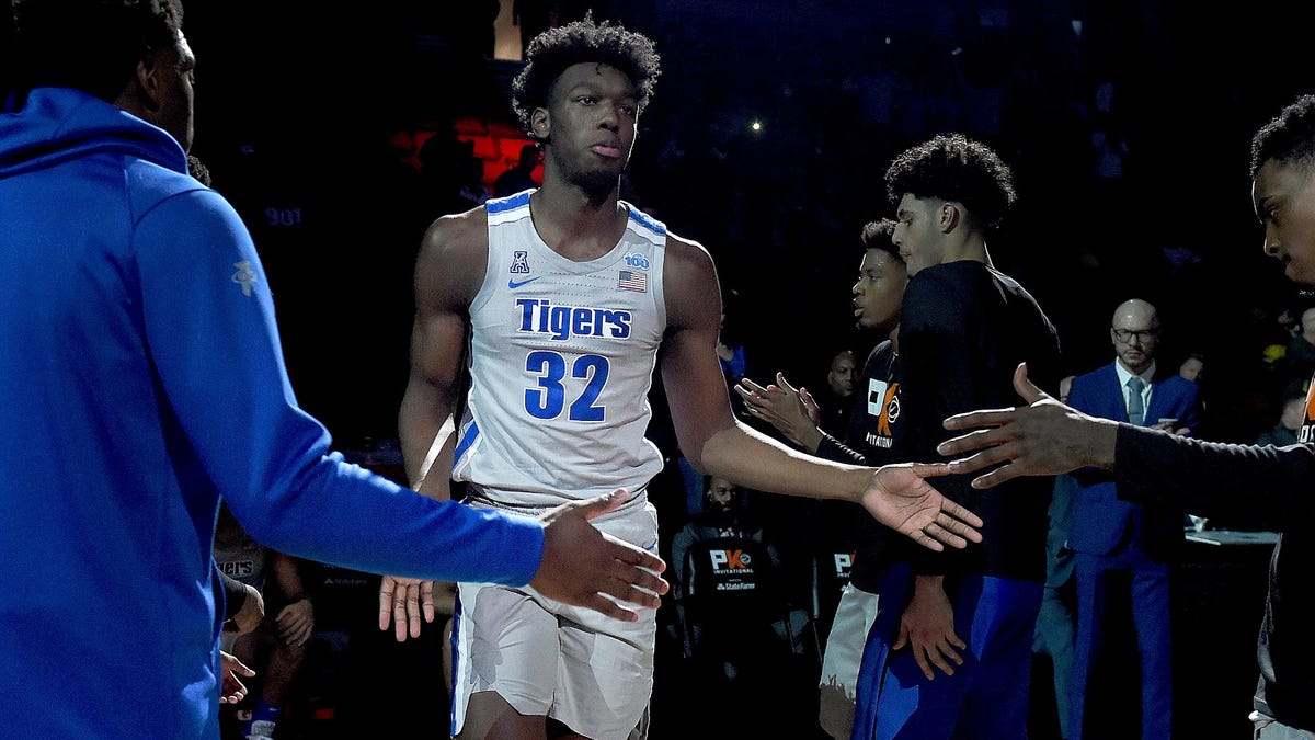 The other 29 teams in the NBA should be doing everything they can to stop the Warriors from drafting James Wiseman