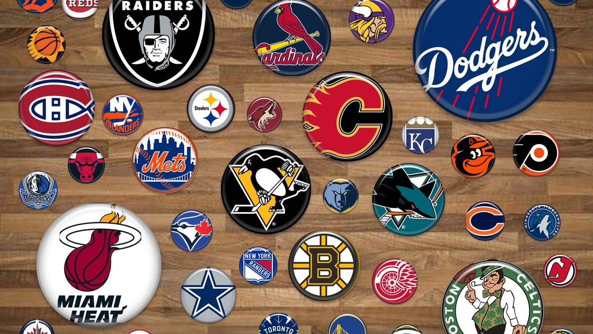 We Rank the Best Logos in the Four Major Sports - Part I