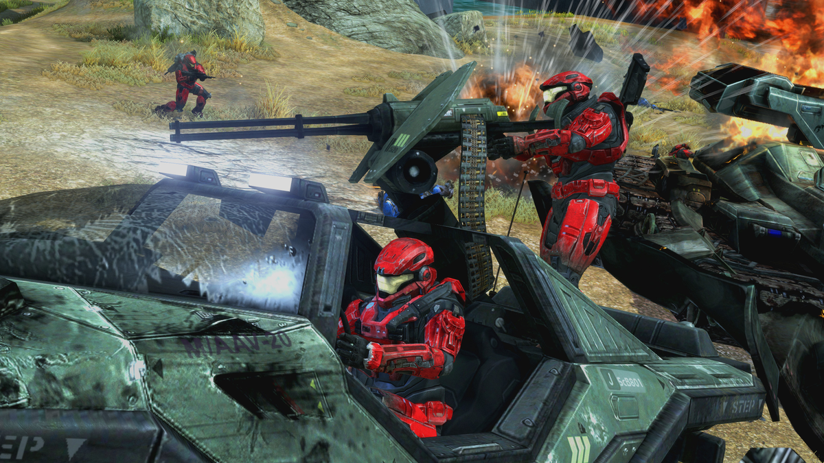 Halo: Reach Launches On PC, Becomes Third Most Played Game On Steam