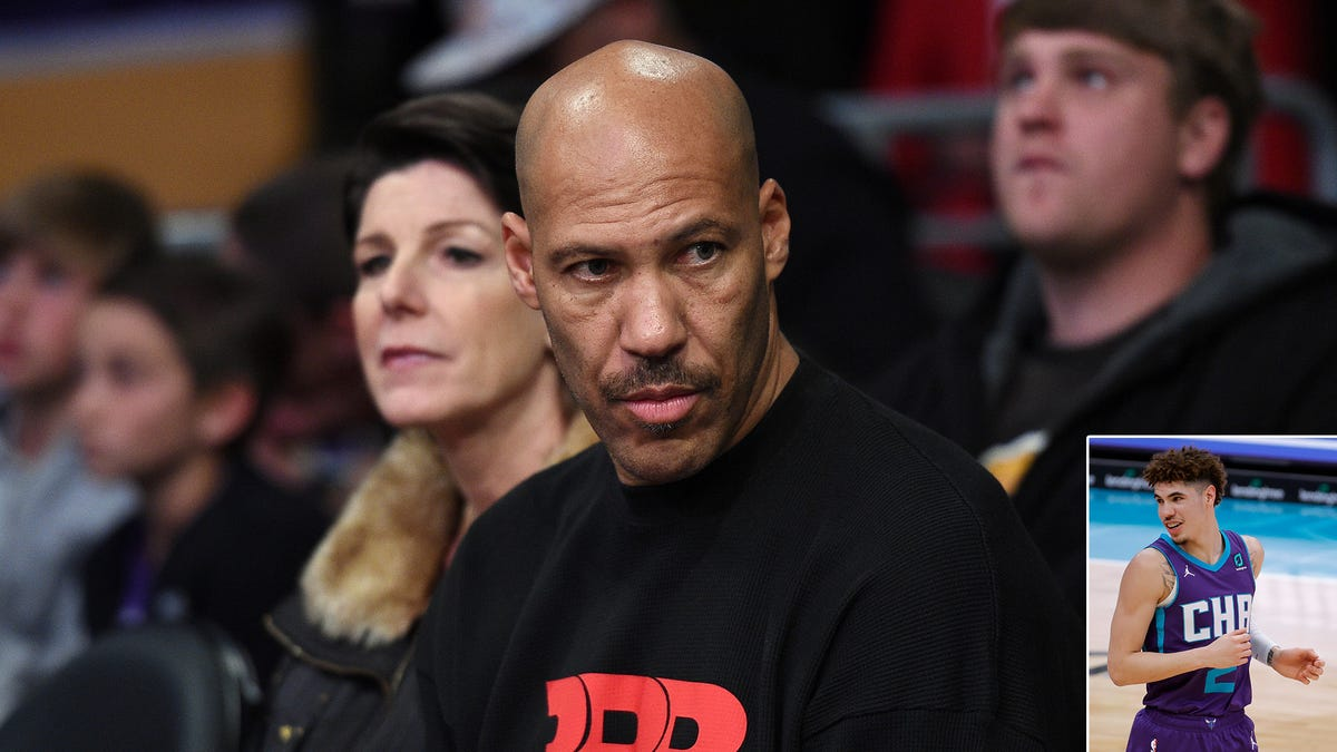 LaVar Ball Claims LaMelo Unhappy About Being Left Off NBA's Top-50 All-Time Team