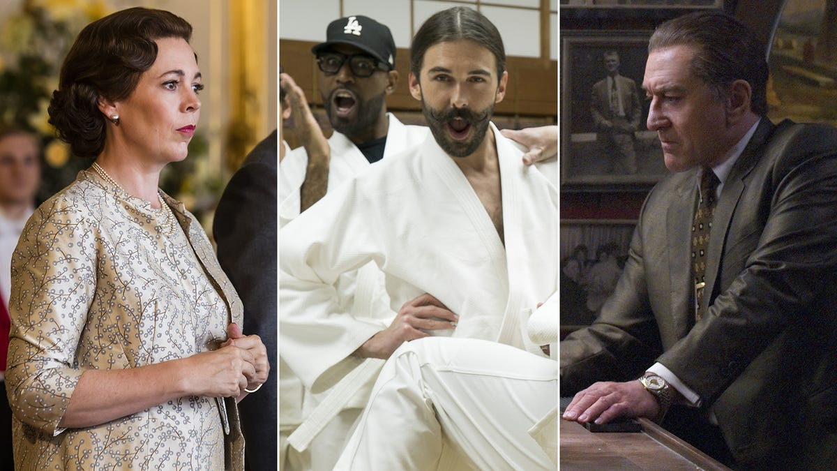 Here's what's coming to (and going from) Netflix in November