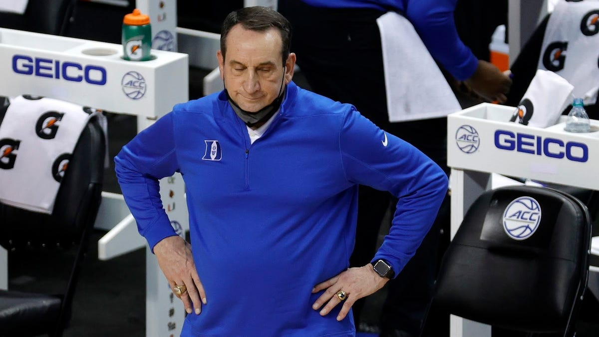 Duke player tests positive for COVID, knocking them out of ACC Tournament