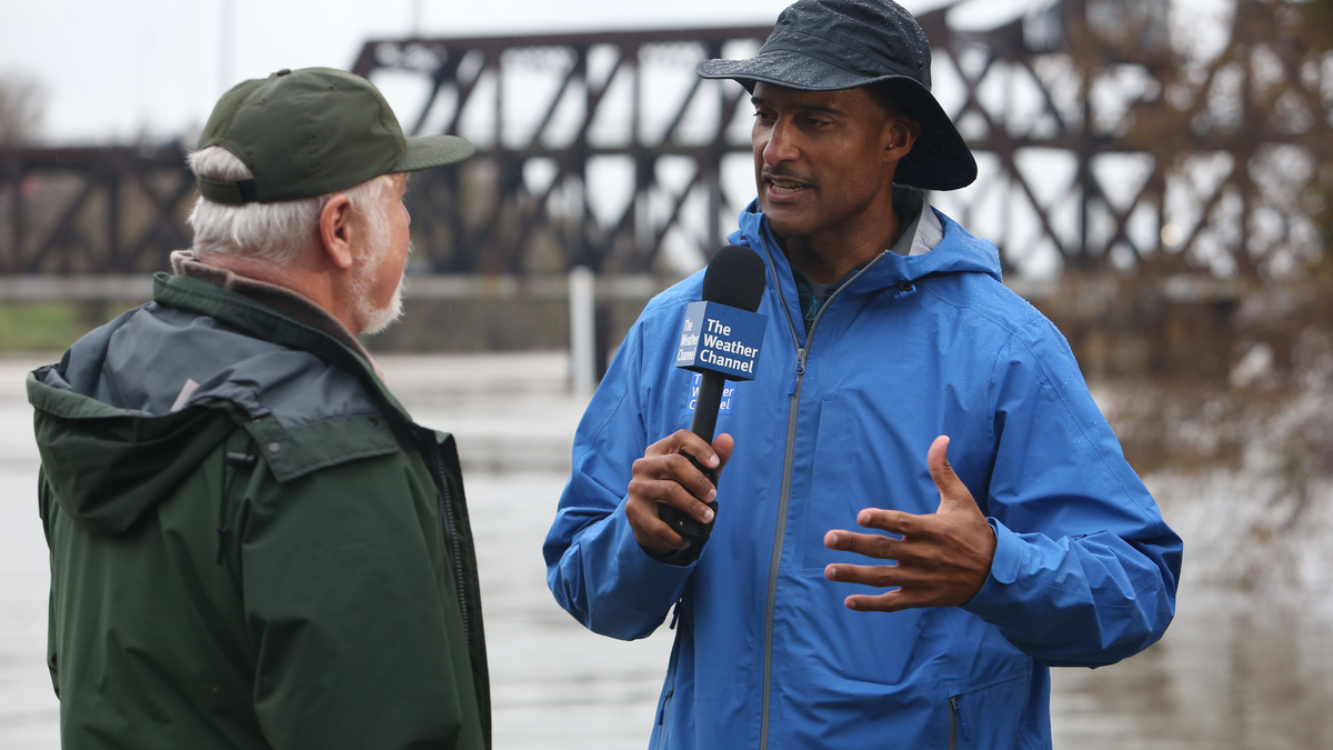 I M Paul Goodloe Meteorologist At The Weather Channel And This Is How I Parent