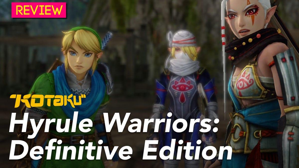 Hyrule Warriors Definitive Edition The Kotaku Video Review