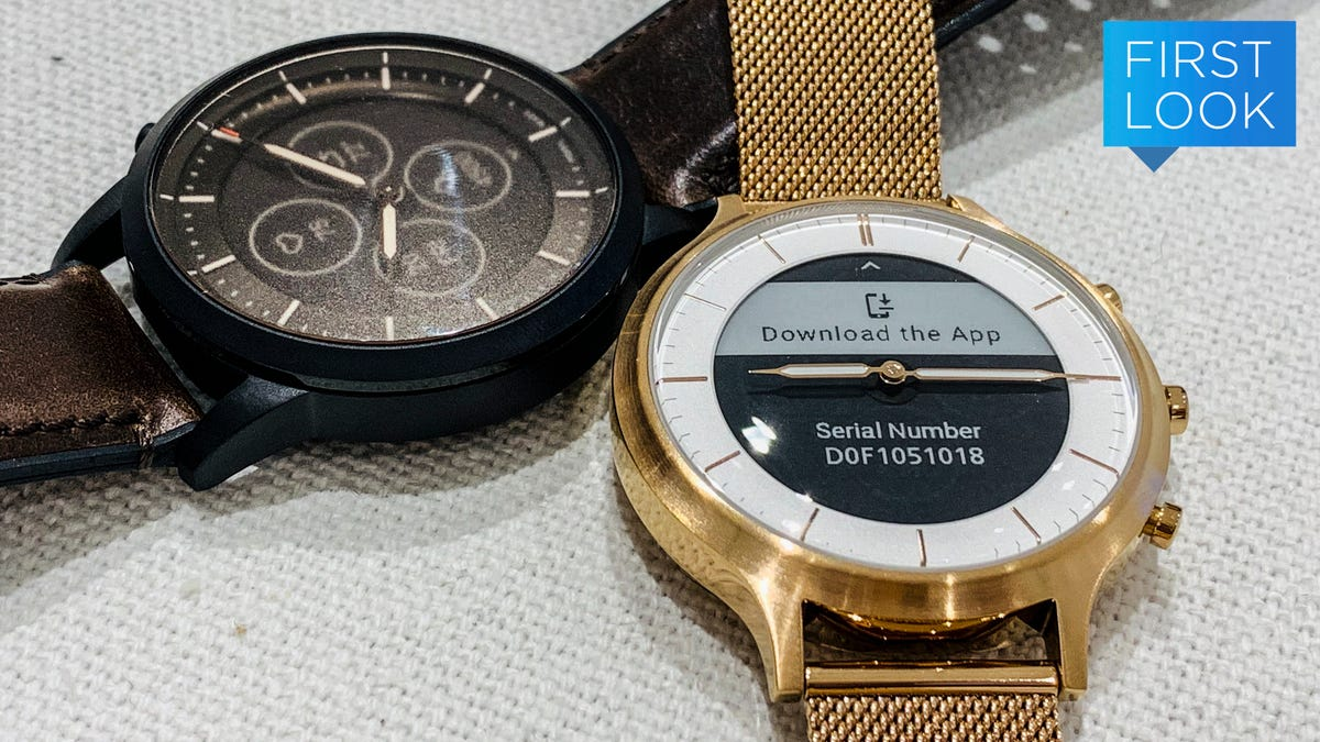 Fossil Dips Back Into Hybrids With a Feature Filled Watch I Might Wear