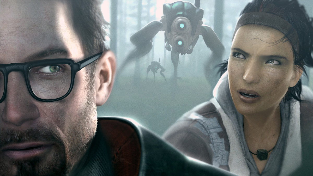 Valve Failed To Make A Lot of Half-Life Games Before Alyx