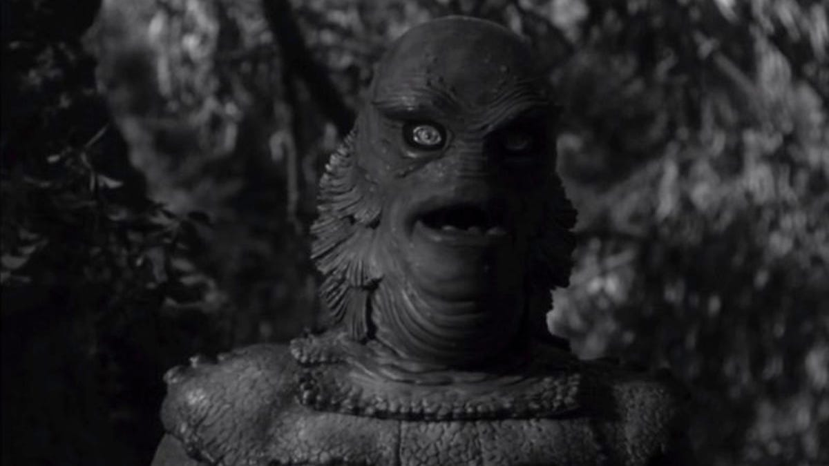The Creature From the Black Lagoon Is the Best Universal Monster Movie and It Should Never Be Remade