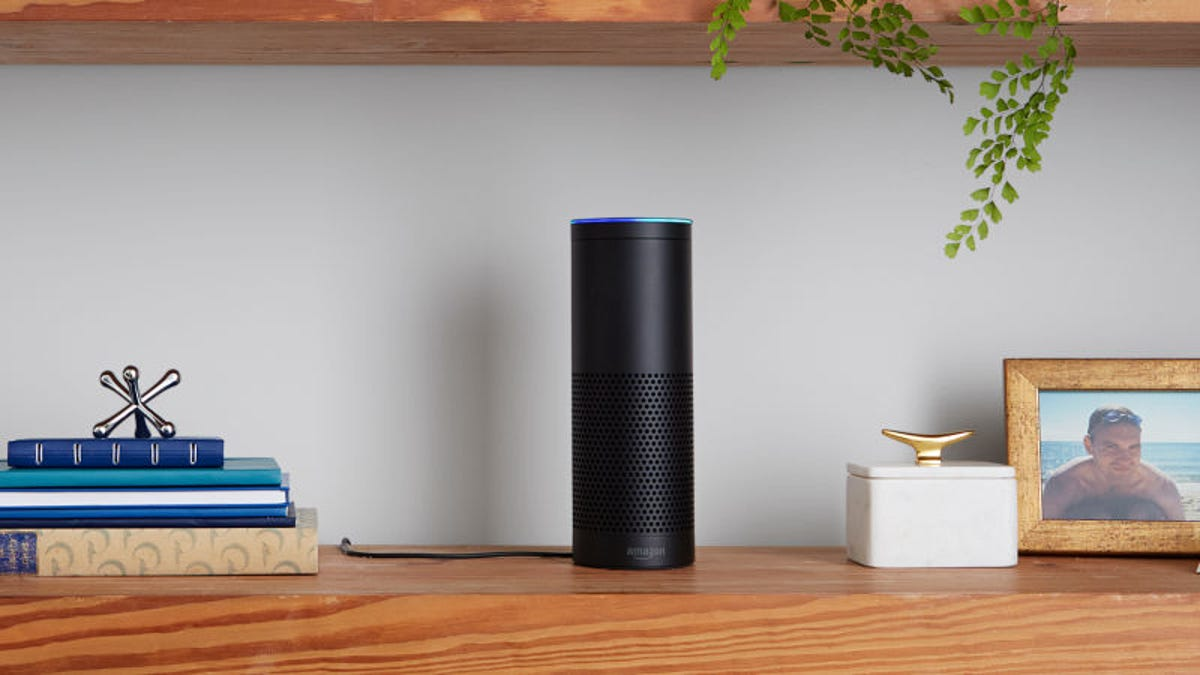 Alexa & Echo cover image