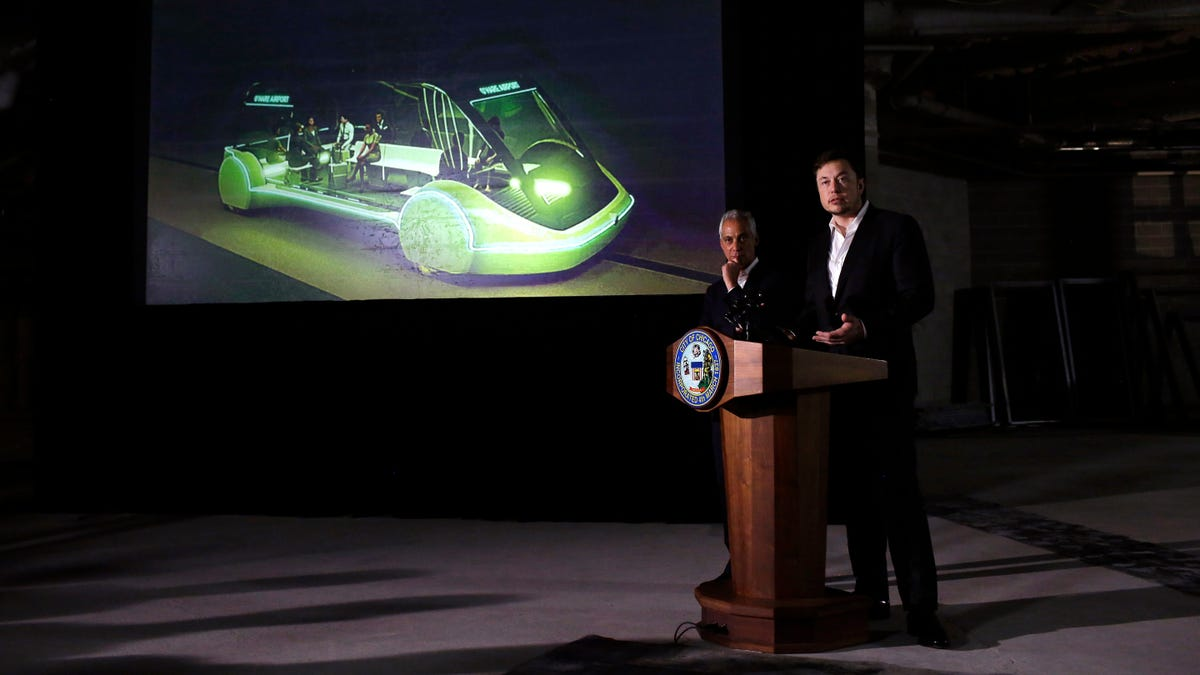 Rahm Emanuel Rumored For Transportation Secretary Despite Embarrassing Flop With Elon Musk