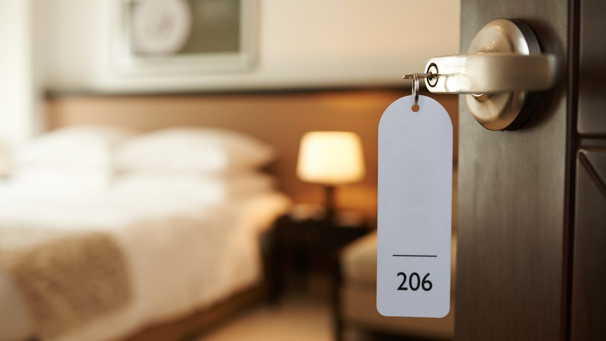 How to Make a Hotel Room Feel More Like Home