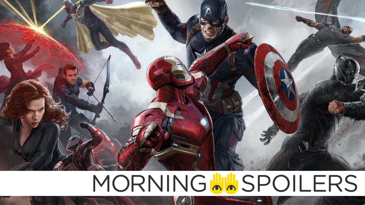 Avengers: Infinity War Set Photos Tease Romance Among Earth's Mightiest Heroes