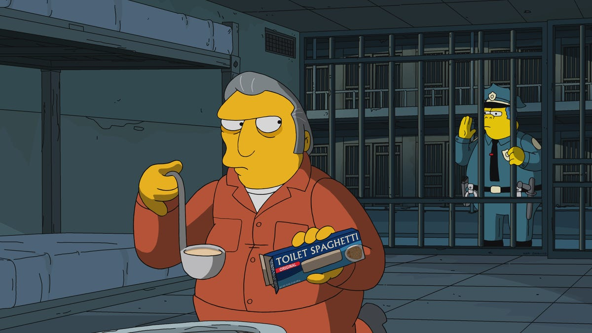 Old pros have a decent day, as Fat Tony and Chief Wiggum are gifted a Simpsons from Bill Odenkirk