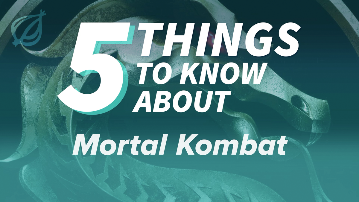 5 Things To Know About 'Mortal Kombat'