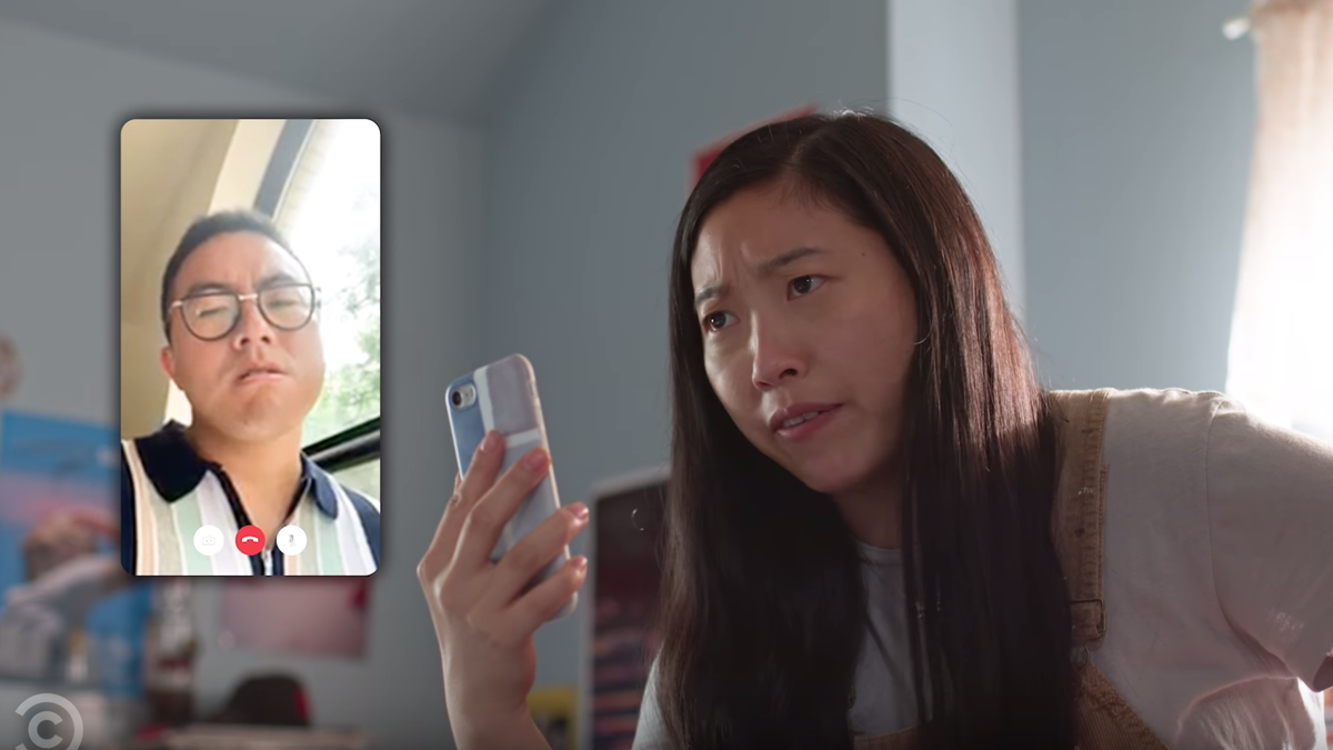 Awkwafina Plays Her Flailing, Younger Self in Her New Comedy Central Show