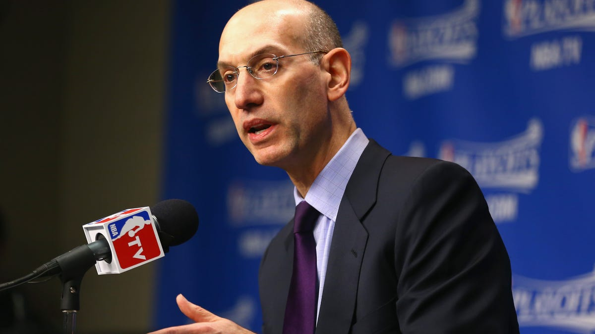 Report: Adam Silver to Decide NBA's Fate in 2-4 Weeks thumbnail