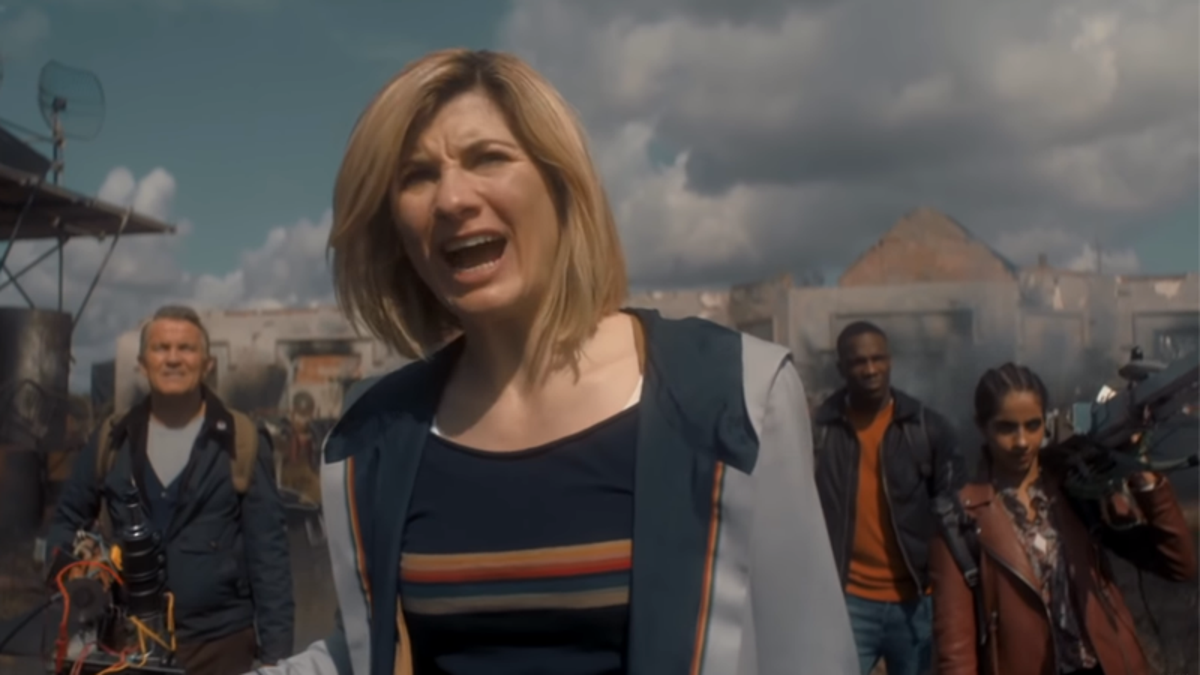 In the First Clip From Doctor Who's Impending Finale, Humanity Seems Pretty Boned