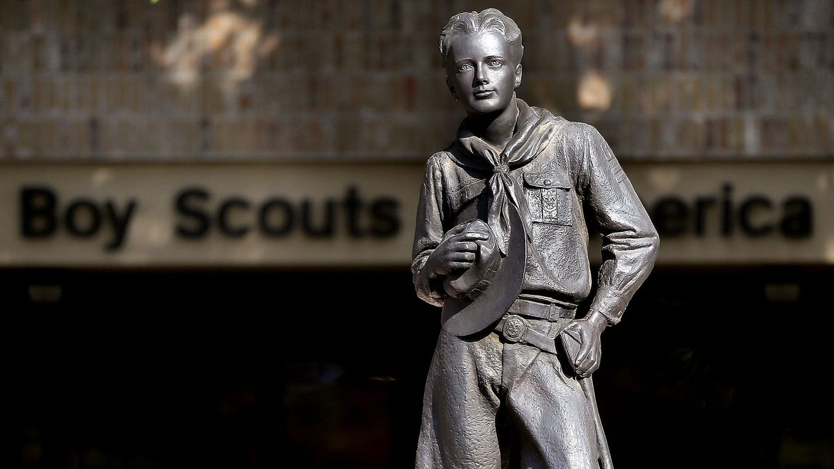 Boy Scouts Leadership Confident Organization Can Overcome Stigma Of Bankruptcy - the onion