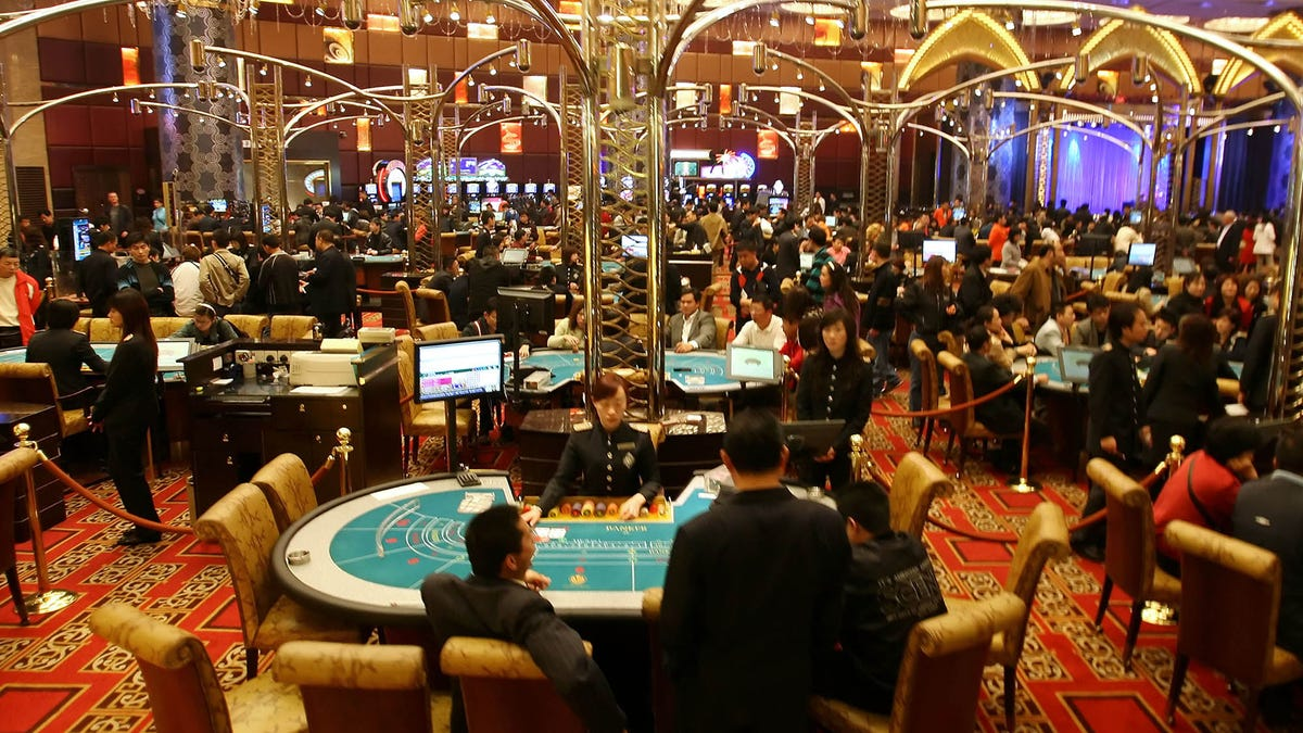 End Of Casino