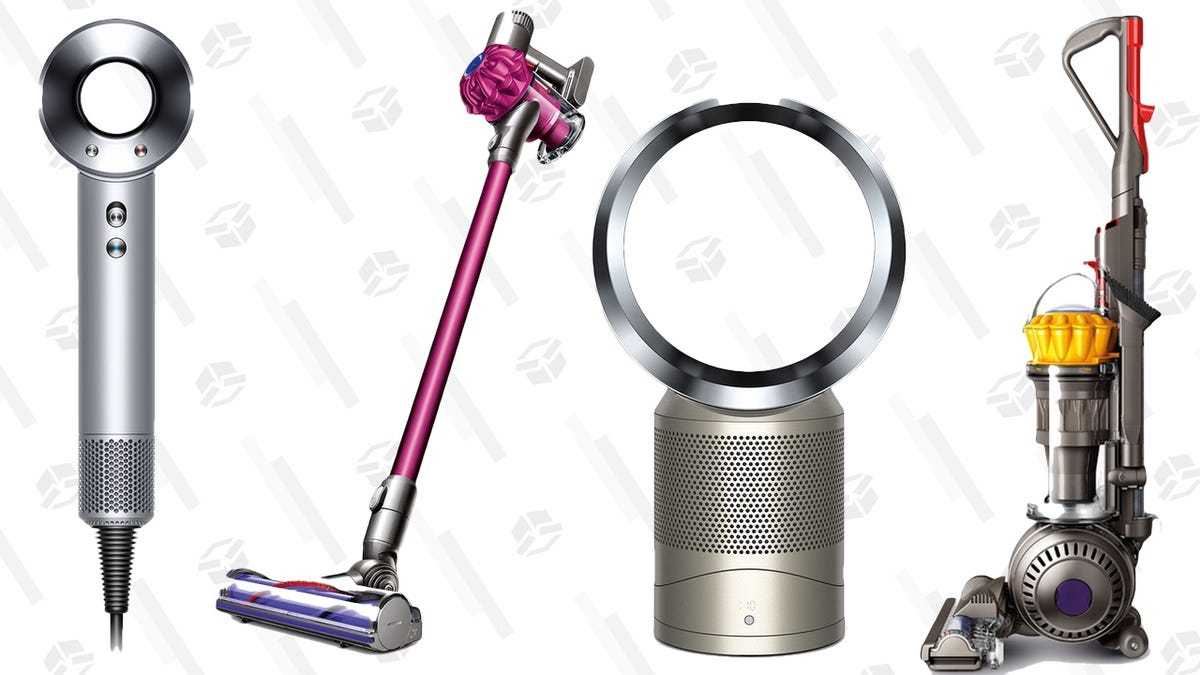 It's Back! Save 20% On Dyson's Already-Discounted eBay Outlet Prices.