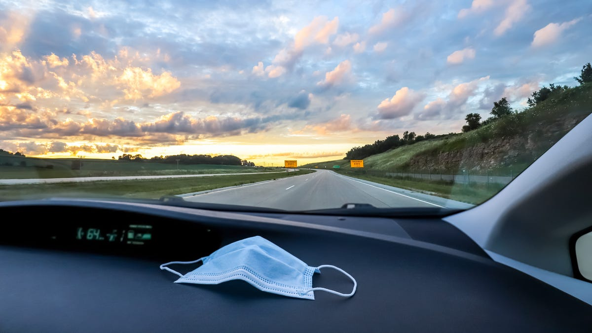 How to Take a Safe(r) Pandemic Road Trip