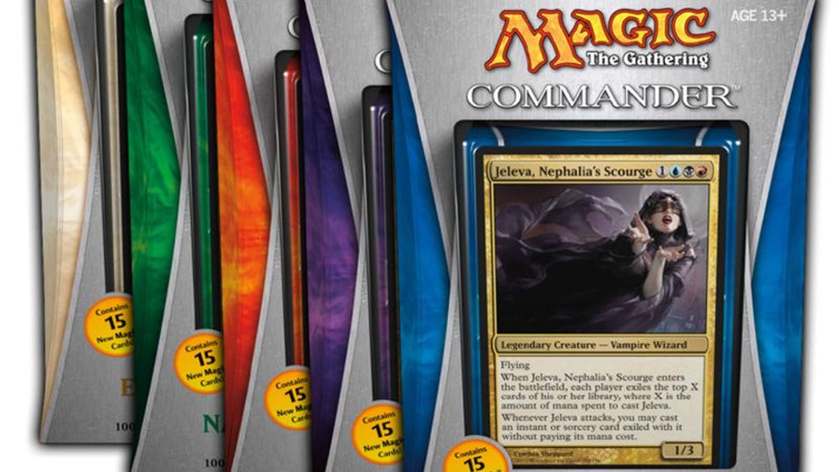 Why Magic: The Gathering struggles to stay relevant to