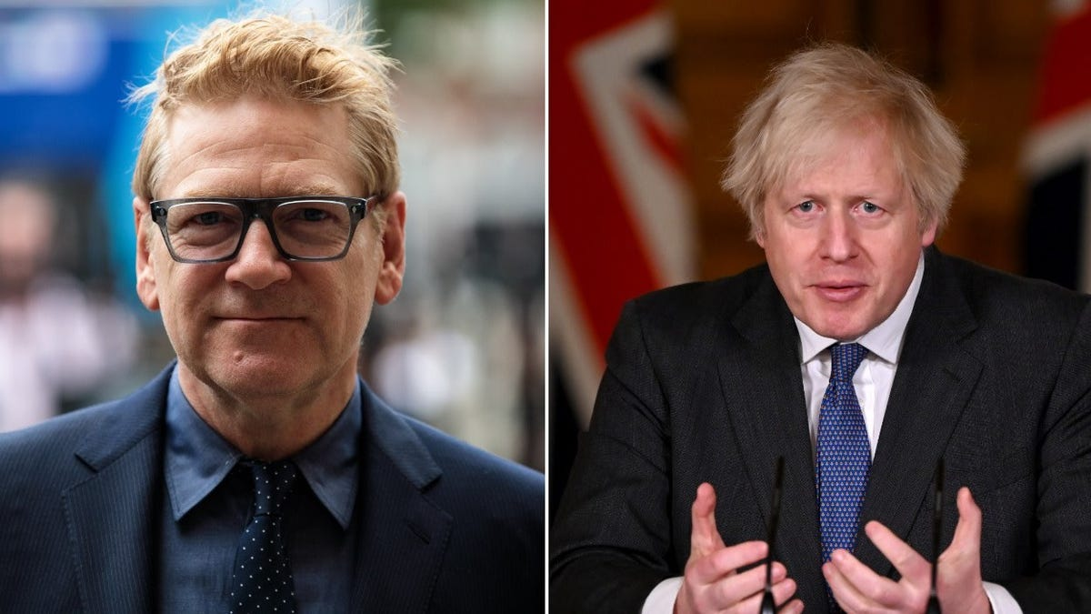 Kenneth Branagh to play Boris Johnson, in case anyone wanted to see that - The A.V. Club