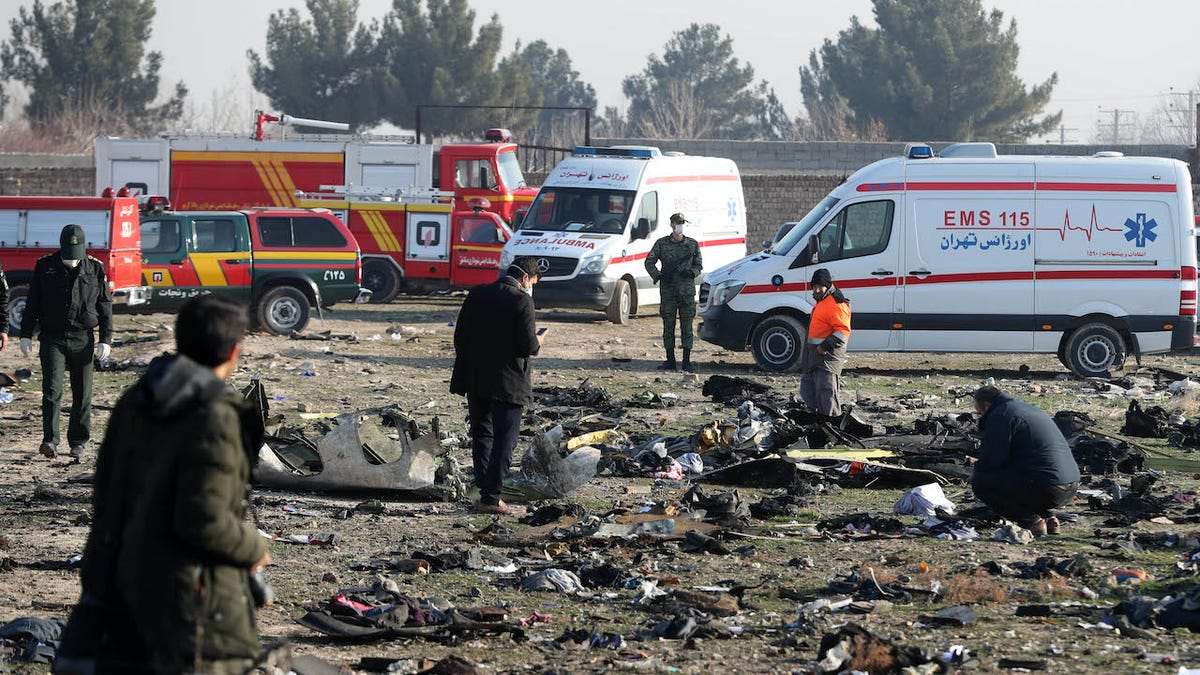 Fuentes del Pentágono dicen que Irán derribó el avión de Ukraine Airlines por error