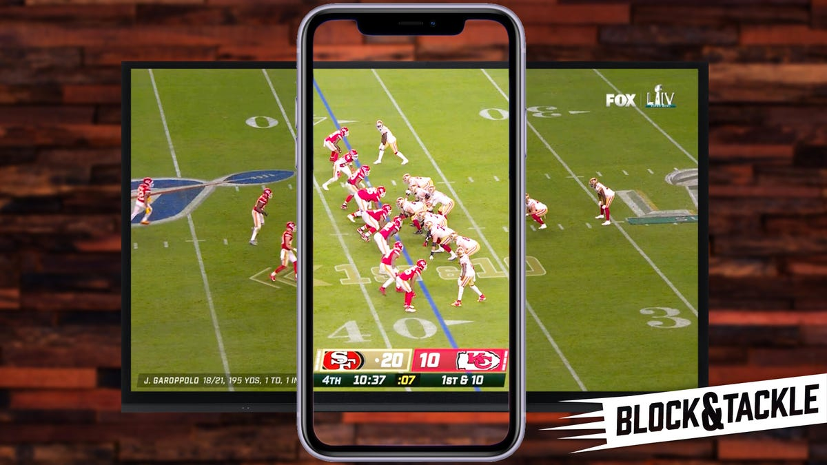 Fox redesigns its NFL graphics for the point-your-phone-at-the-TV era