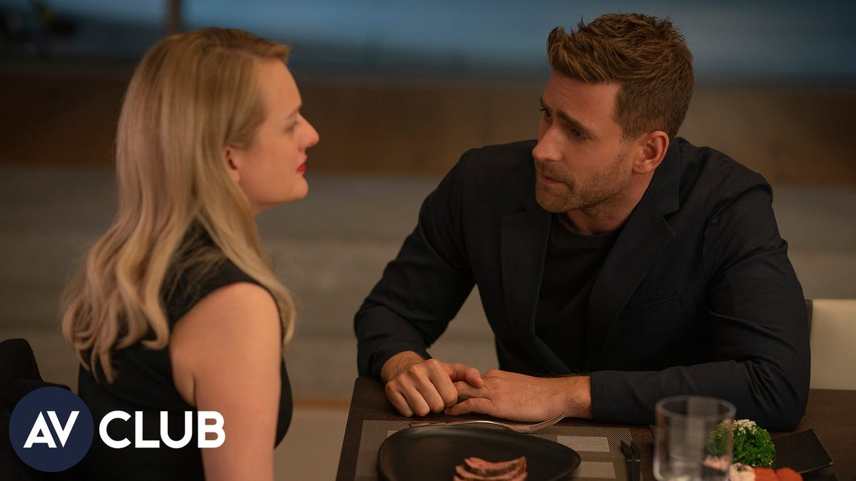 Oliver Jackson-Cohen wasn't afraid to step into the toxic titular role of The Invisible Man